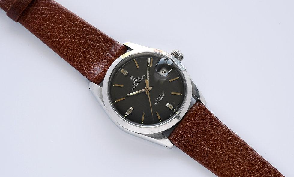 Tudor Prince Oysterdate Anthracite Silver Gilt Dial 7966/0 1967