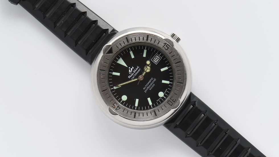Philip Watch Caribbean Professional 5000 Diver