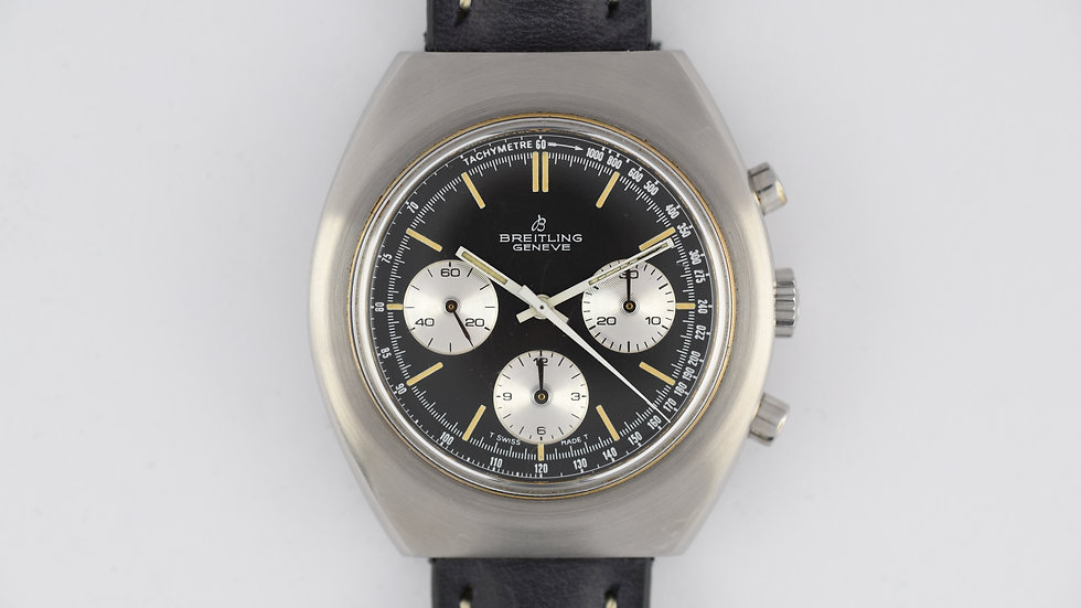 Breitling Panda 1450 Valjoux 7736 Chronograph