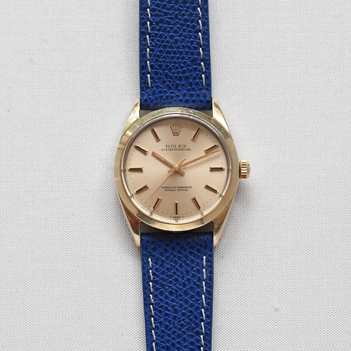Rolex Oyster Perpetual Gold Capped 1024 1967