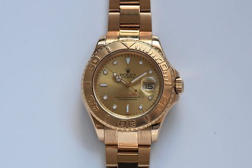 Rolex Yacht-Master Gold 16628