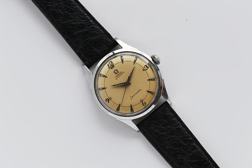 Omega Seamaster 2635-7 1952 32.5mm Stainless Steel