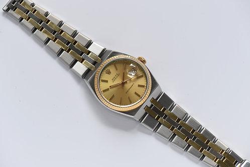 Rolex Two Tone Oysterquartz 17013