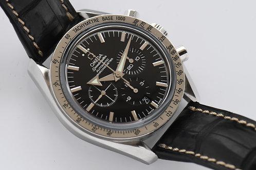 Omega Speedmaster Broad Arrow Chronometer Black Dial 2006