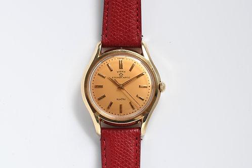 Eterna-Matic Birks Kontiki 14k Gold - ONLY 10 made