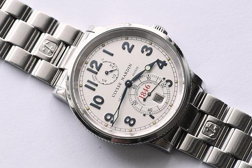 Ulysse Nardin 1846 Marine Chronometer 263-22 38mm