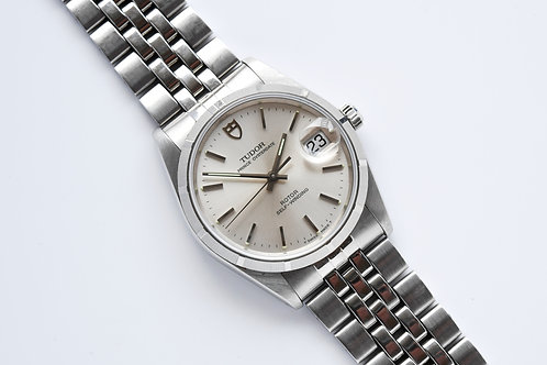 Tudor Prince Oysterdate Silver Dial 34mm 74010 1995
