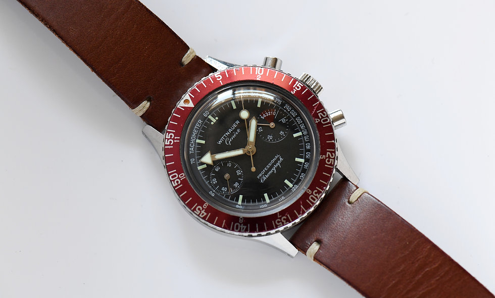 Wittnauer Professional Chronograph 7004A