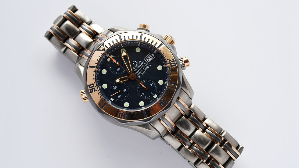 Omega Seamaster Professional Chronograph 2296.80.00 Box Papers