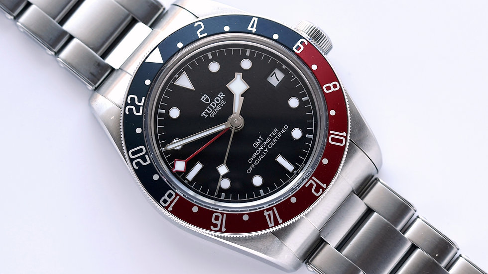 Tudor Black Bay GMT 79830RB Box Papers 2018