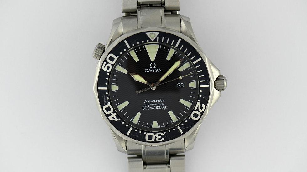 Omega Seamaster Professional 300 2264.50 Black 41mm