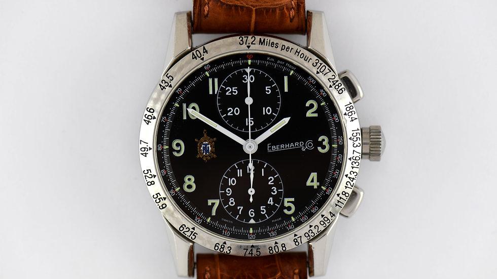 Eberhard & Co Tazio Nuvolari Chronograph SN 000