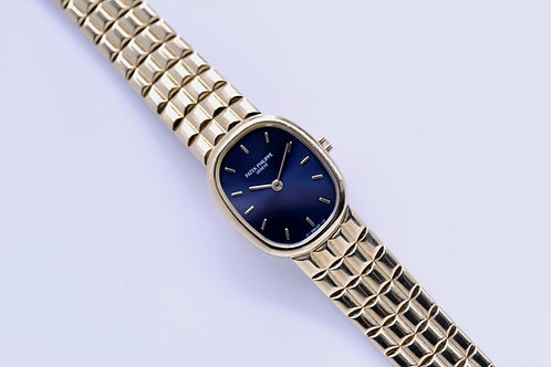 Patek Philippe Ellipse 4467 with Box Papers