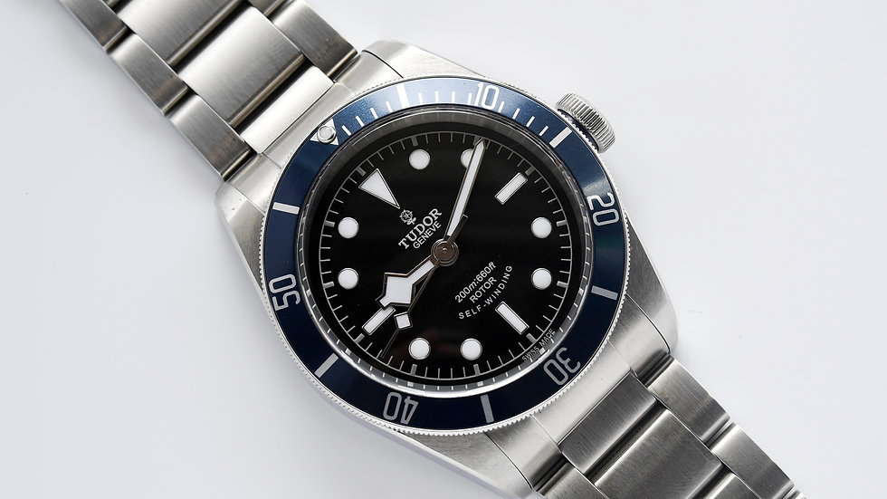 Tudor Black Bay 79220B ETA Box Papers 2014