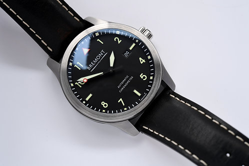 Bremont Solo Chronometer 43mm with Papers