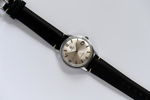 Omega Seamaster Stainless Steel 166.001 1963 Serviced
