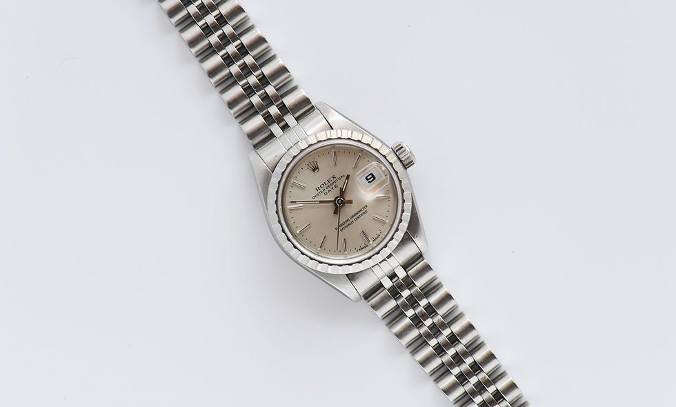 Rolex Ladie's Stainless Steel 26mm Date 69240 1995