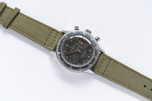Croton Chronomaster Aviator Sea Diver Chronograph Val 92