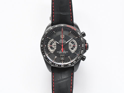 TAG Heuer CAV518B Grand Carrera Automatic Chronograph