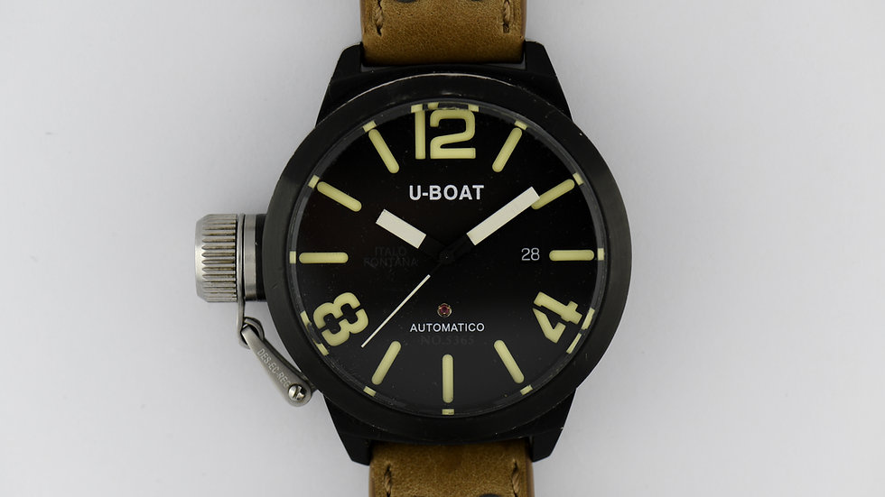 U-Boat Classico Italo Fontana PVD ETA 2824 45mm