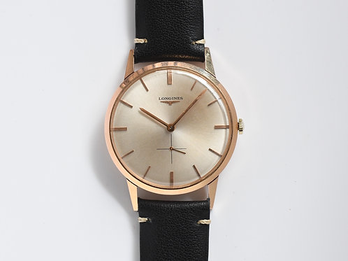 Longines 6888 18k Solid Gold