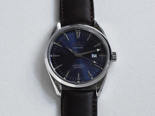 Omega Seamaster Aquaterra Co-Axial Chronometer
