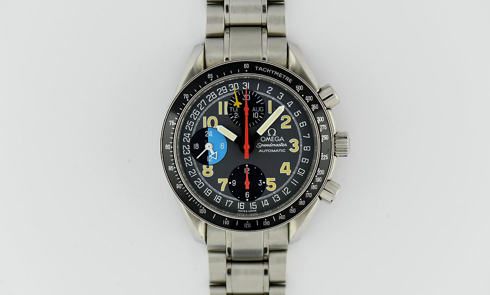 Omega Speedmaster 39mm 3520.53 Mark 40