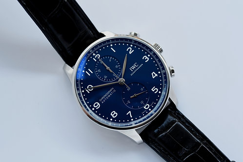 IWC Portugese 3716-01 150 Years Limited Edition Box Papers 2019