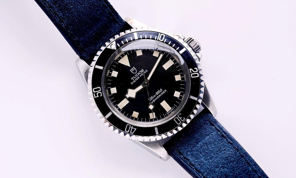 Tudor  Submariner Snowflake 94010 No Date 1984