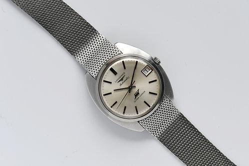 Longines Ultra Chron Stainless Steel C Shape Original Mesh Bracelet