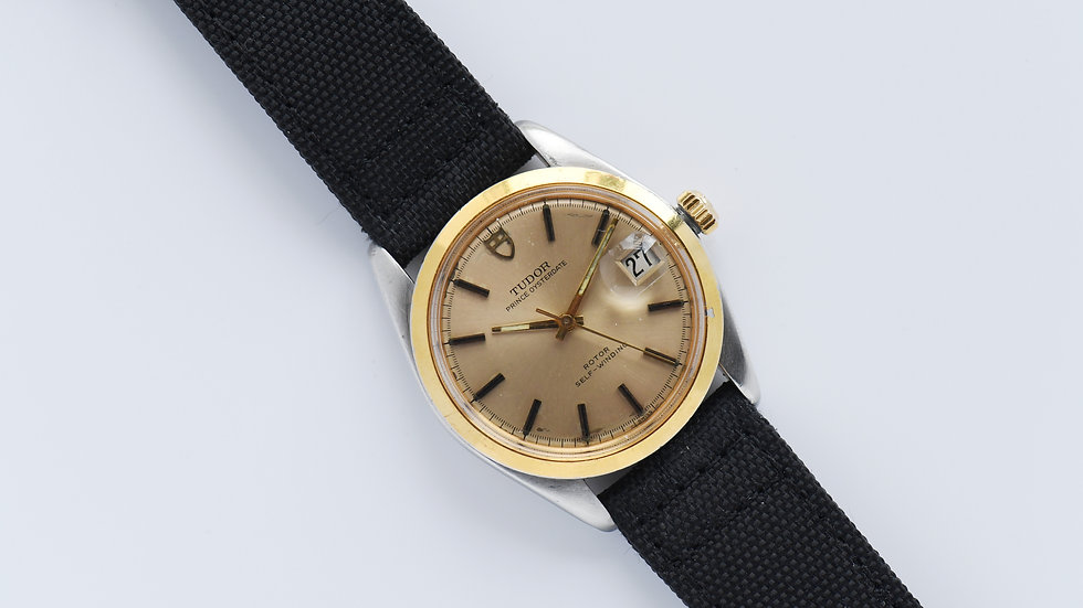 Tudor by Rolex Prince Oysterdate 7996 READ