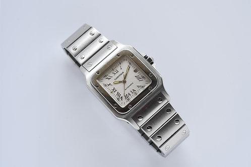 Cartier Santos Galbee Ref 2319 Unpolished Tritium Dial