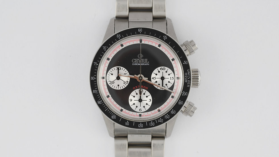 Gevril Tribeca Paul Newman Chronograph