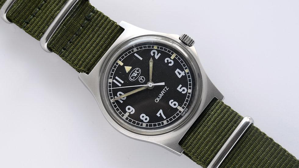 CWC G10 0552 1987 British Military Watch