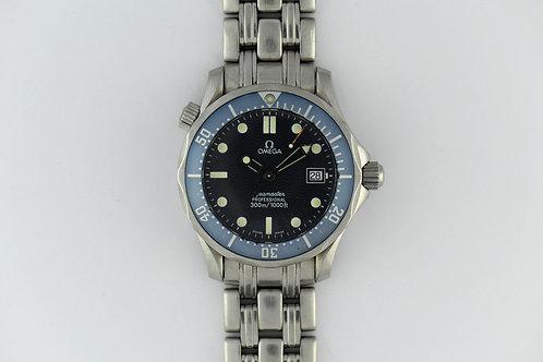 Omega Seamaster Professional 300 2561.80 Blue 36mm