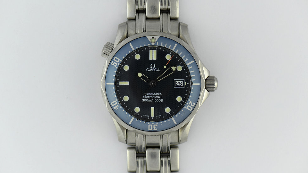 Omega Seamaster Professional 300 2561.80 Blue 36mm