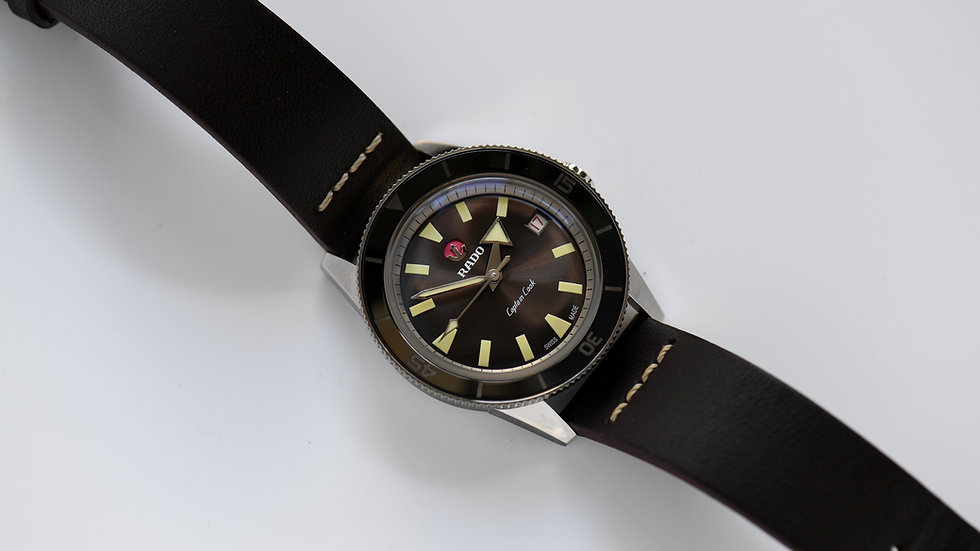 Rado Captain Cook Limited to 1962 37.3mm 2019 Box Papers