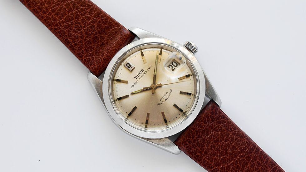Tudor Prince Oysterdate 34mm Ref 7996 1966