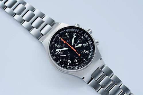 Sinn 144 World Time Automatic Aviator Steel GMT Chronograph Full Set