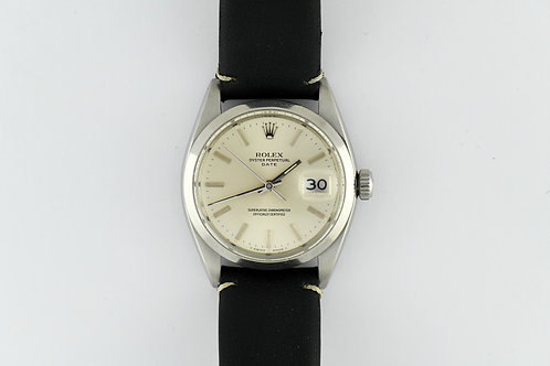 Rolex Oyster Perpetual Date 1961 1500 Cal 1560 Serviced