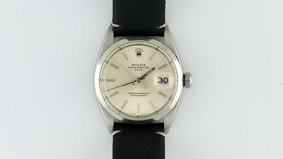 Rolex Oyster Perpetual Date 1961 1500 Cal 1560 Serviced