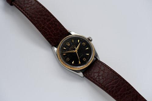 Rolex Explorer 5501 Gilt 3 6 9 Waffle Dial 1961