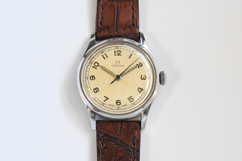 Omega 2384 US Army Military Watch