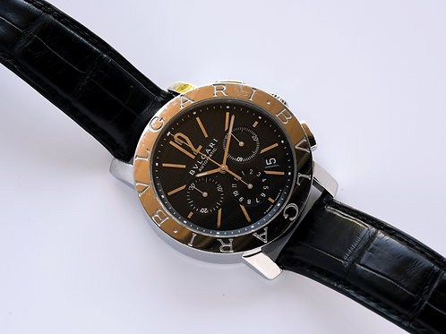 Bvlgari Automatic Chronograph BB 42 SL CH