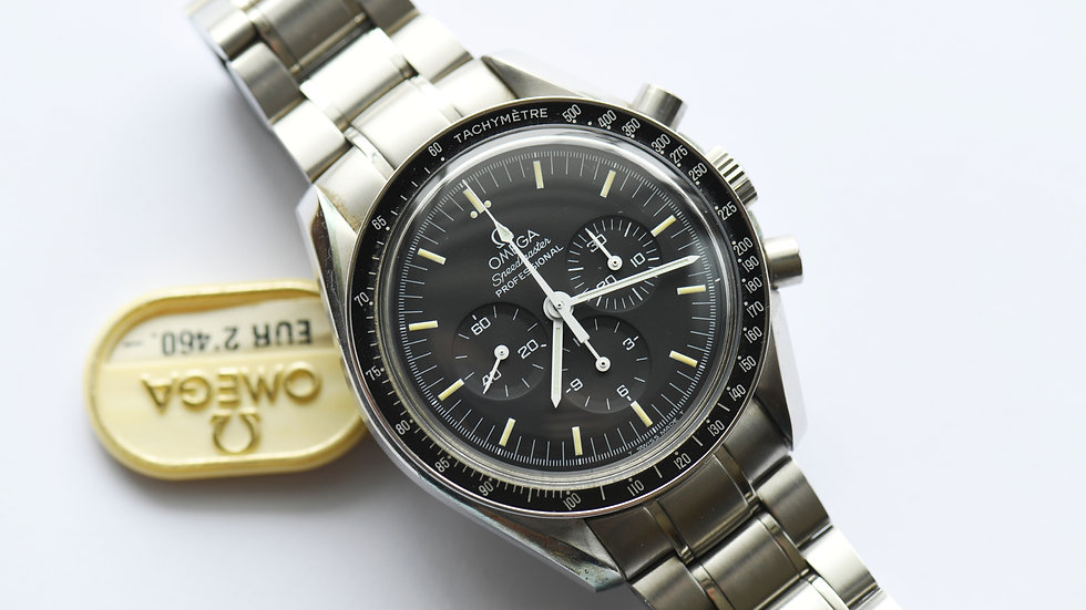 Omega Speedmaster 3570.50 New Old Stock 1996 Sealed
