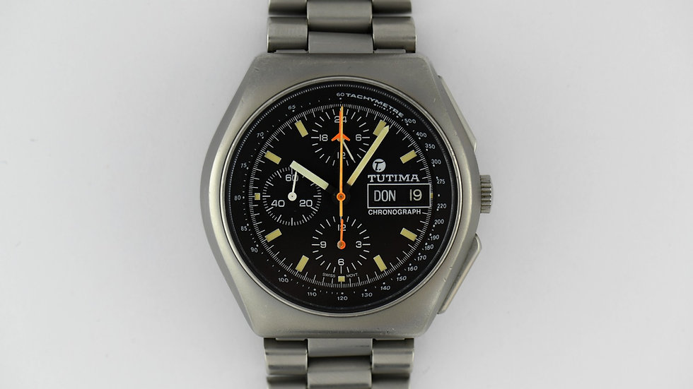 Tutima Military Watch 798 Lemania 5100