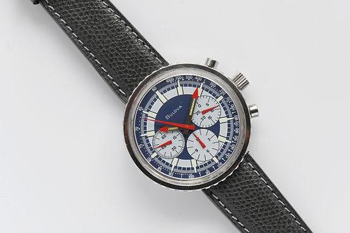 Bulova Chronograph C Star and Stripes