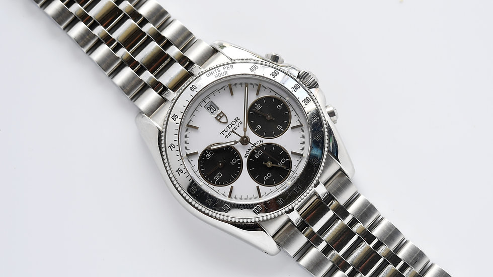 Tudor Monarch 15900 Quartz Chronograph Box Papers