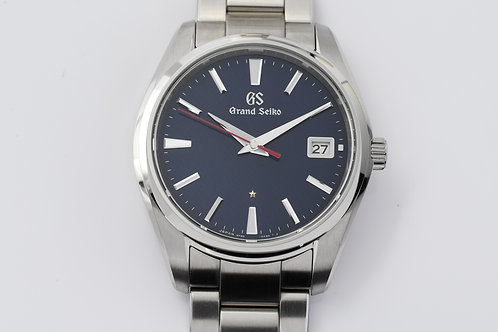 Grand Seiko SBGP007 60th Anniversary Limited Box Papers