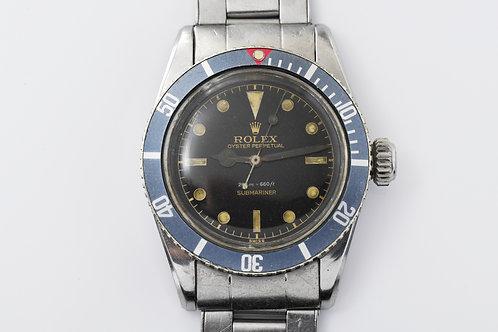 Rolex Submariner 6538 James Bond 1956 Unpolished